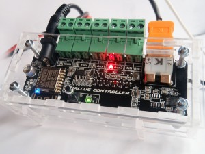 Zallus Learning Controller